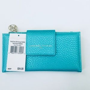 Adrienne Vittadini Wallet New with Tags!